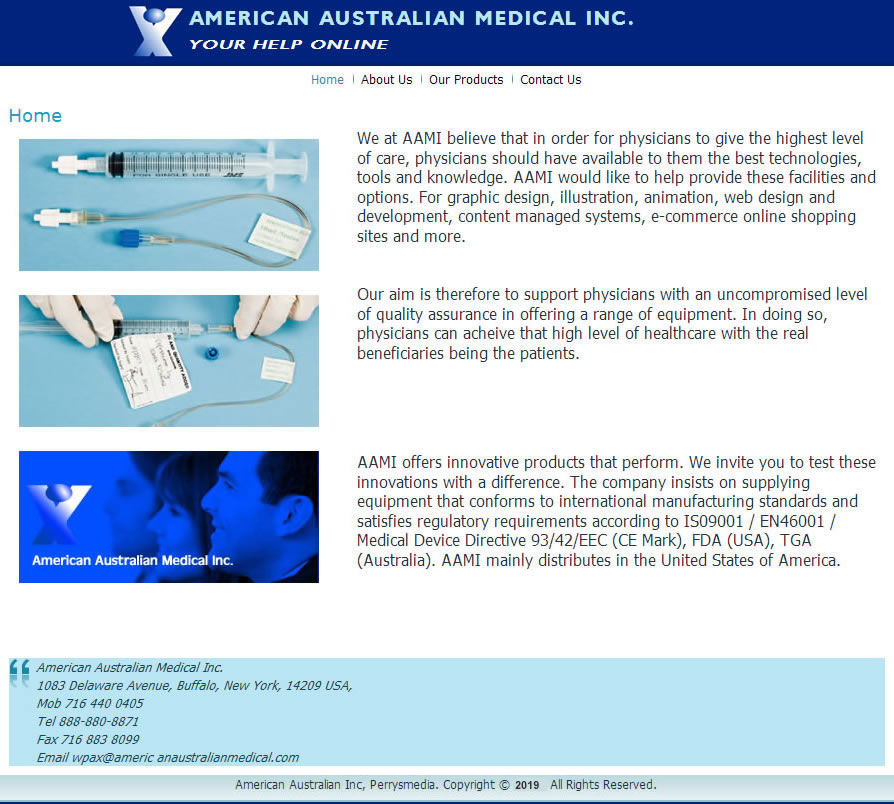 Welcome To American Australian Medical